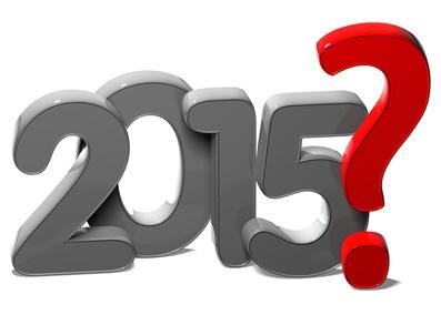 Was bringt das 2015?